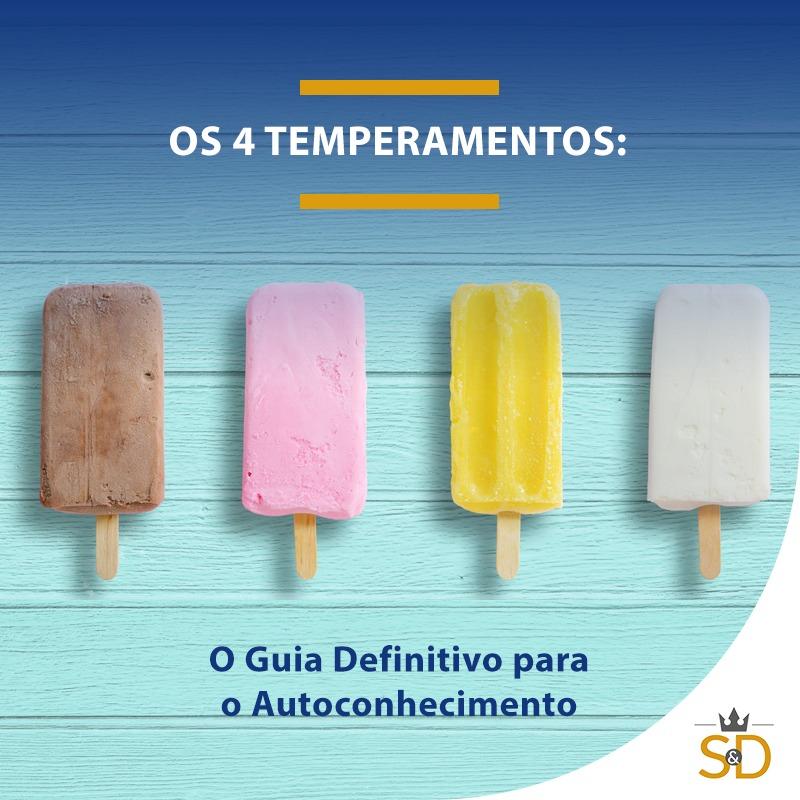 Curso os 4 Temperamentos - Samuel Costa